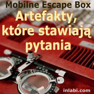 Mobilne Escape Box+ – wypożyczalnia zestawów rozrywki intelektualnej